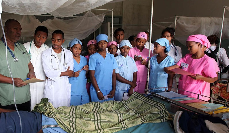 Premlier cas de coronavirus à Madagascar