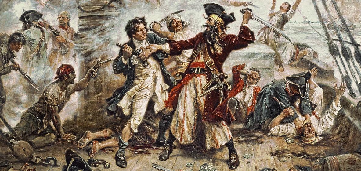 Pirates légende