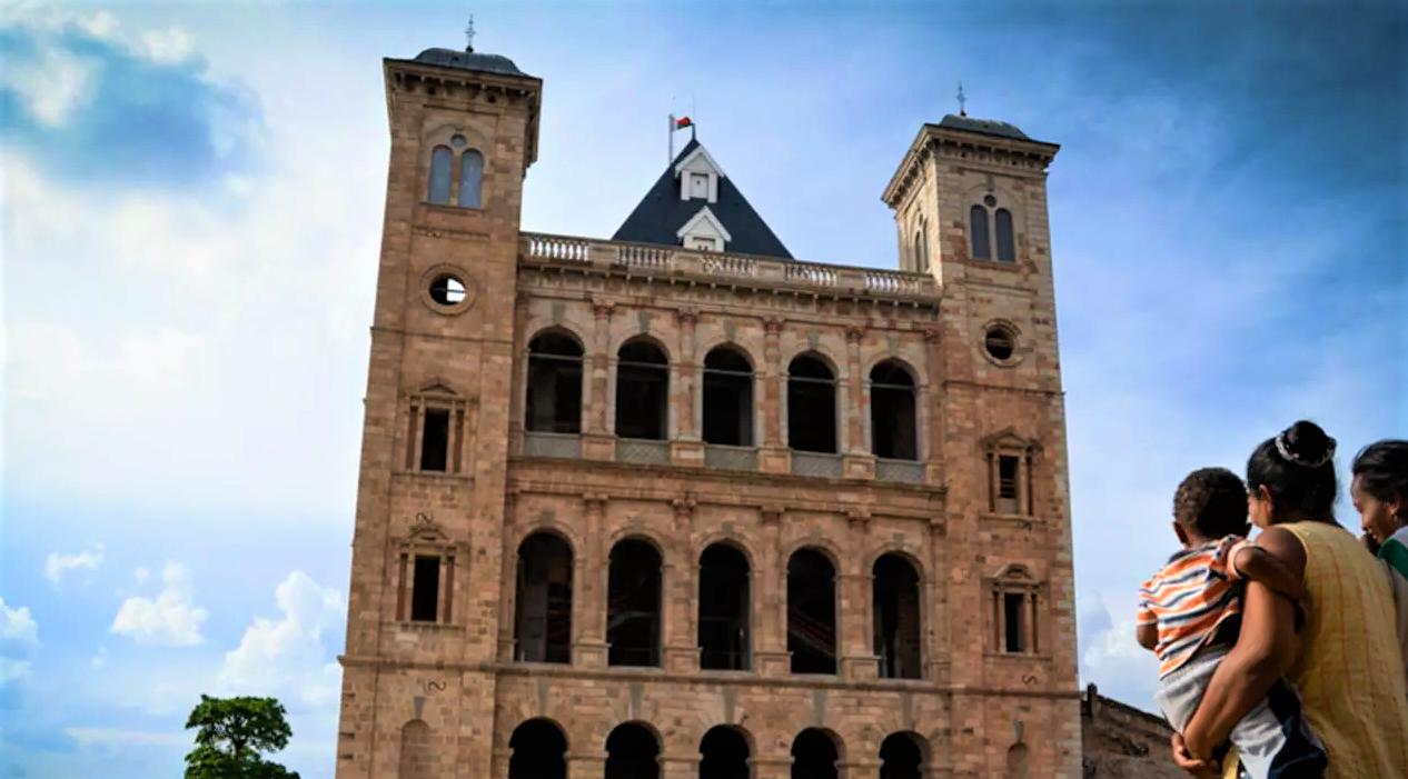 antananarivo rova historique